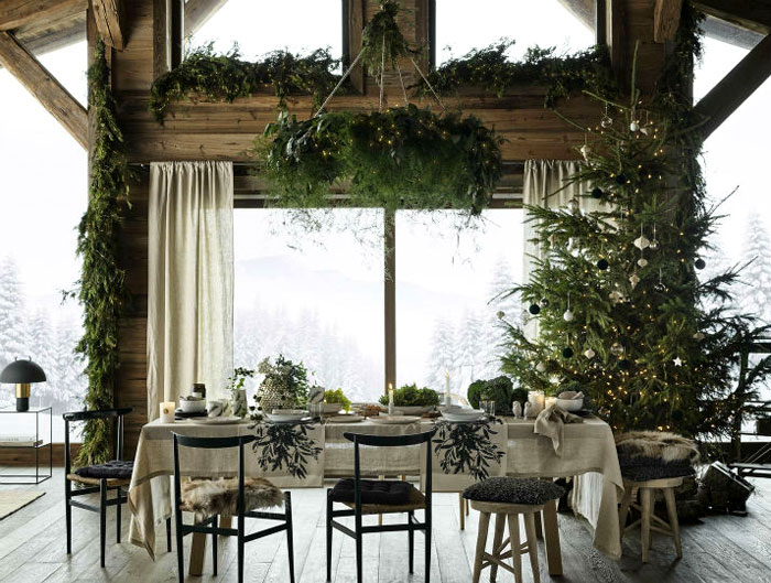 2019 holiday decor trends 2