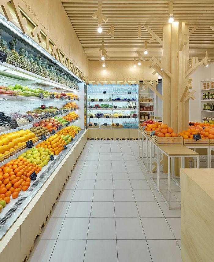 fresh juice bar store yudin design 1
