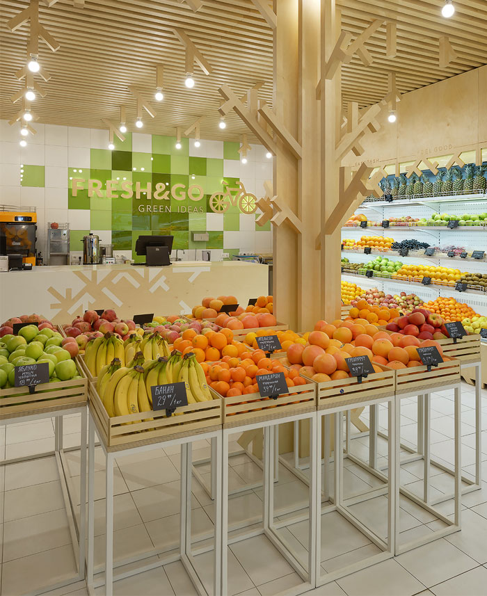 fresh juice bar store yudin design 3
