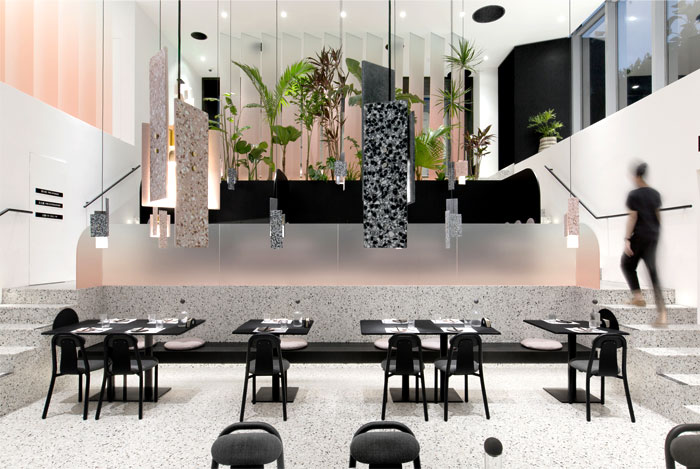 yu fu nan restaurant indoor design 1