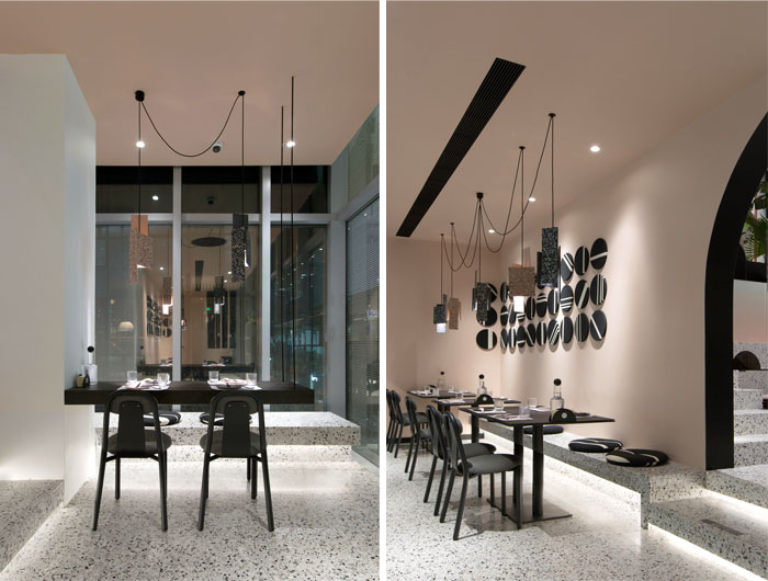 yu fu nan restaurant indoor design 11