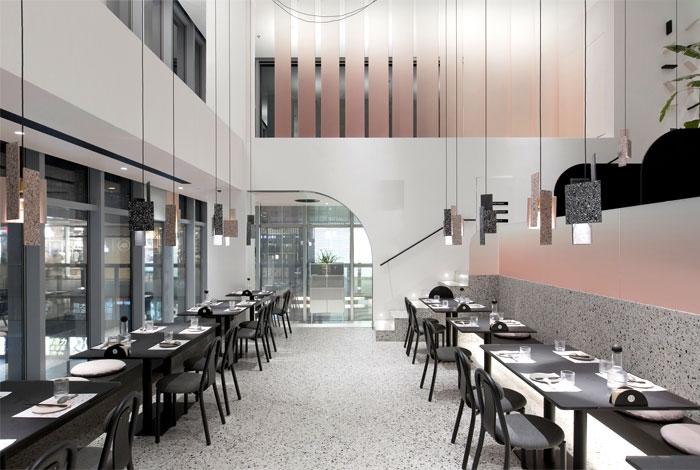 yu fu nan restaurant indoor design 14