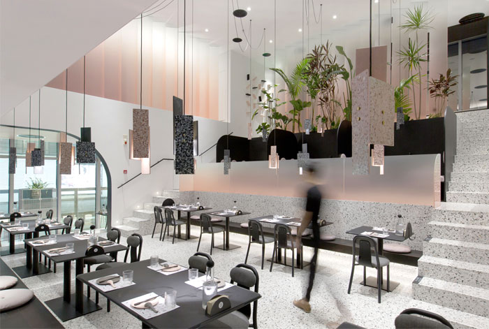yu fu nan restaurant indoor design 15