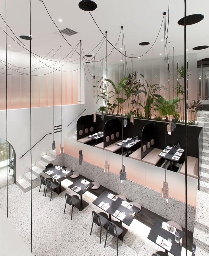 yu fu nan restaurant indoor design 6