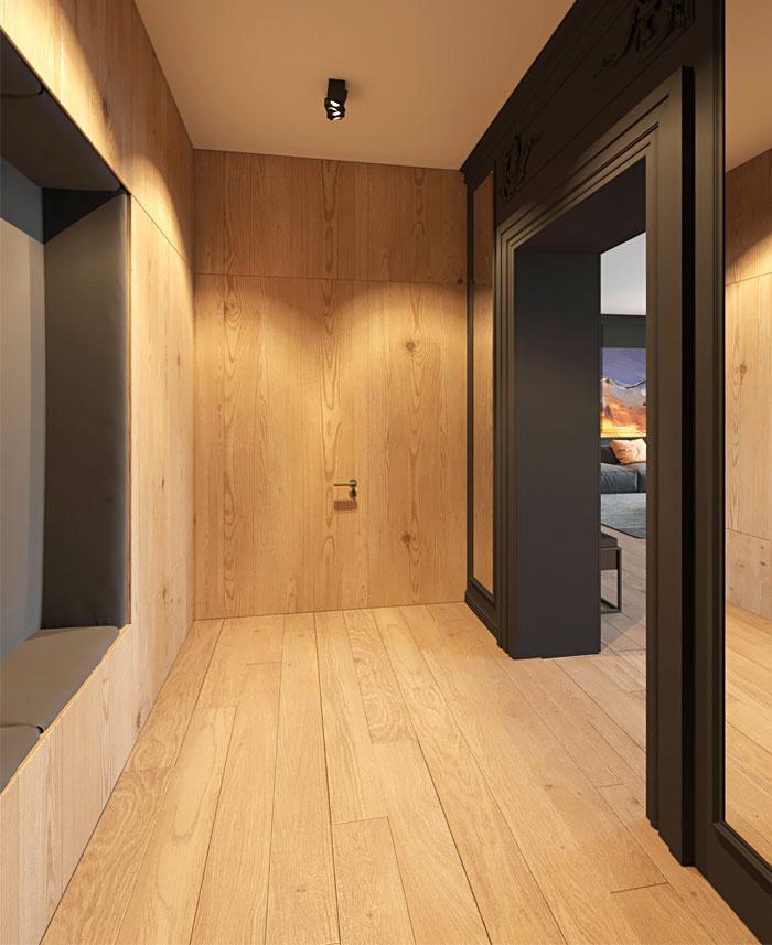 apartment kiev ZOOI studio 23