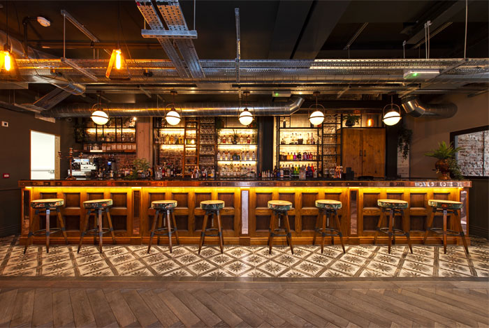 dv8 designs liverpool gin distillery 7