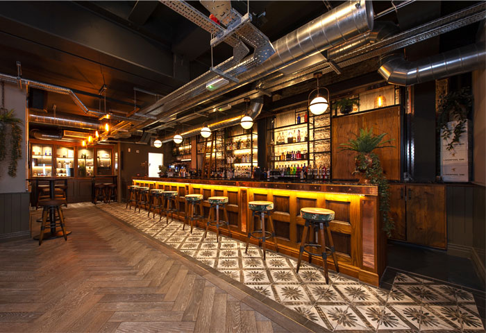 dv8 designs liverpool gin distillery 8