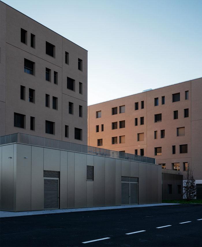 humanitas university campus FTA studio 25
