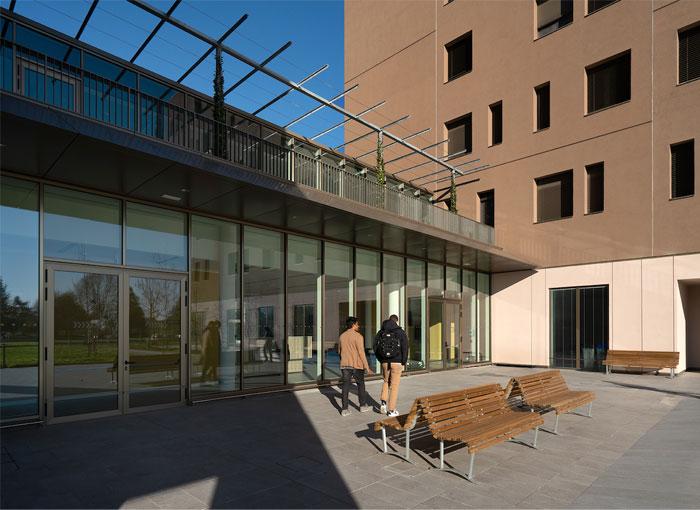 humanitas university campus FTA studio 30