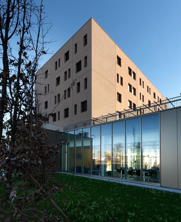 humanitas university campus FTA studio 31
