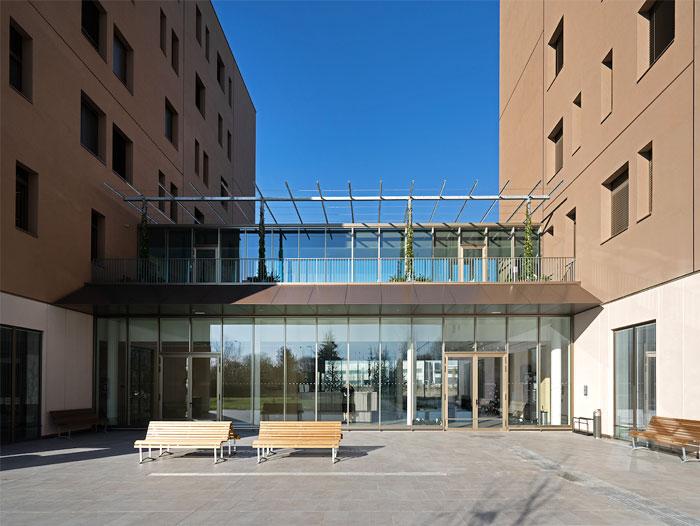 humanitas university campus FTA studio 33
