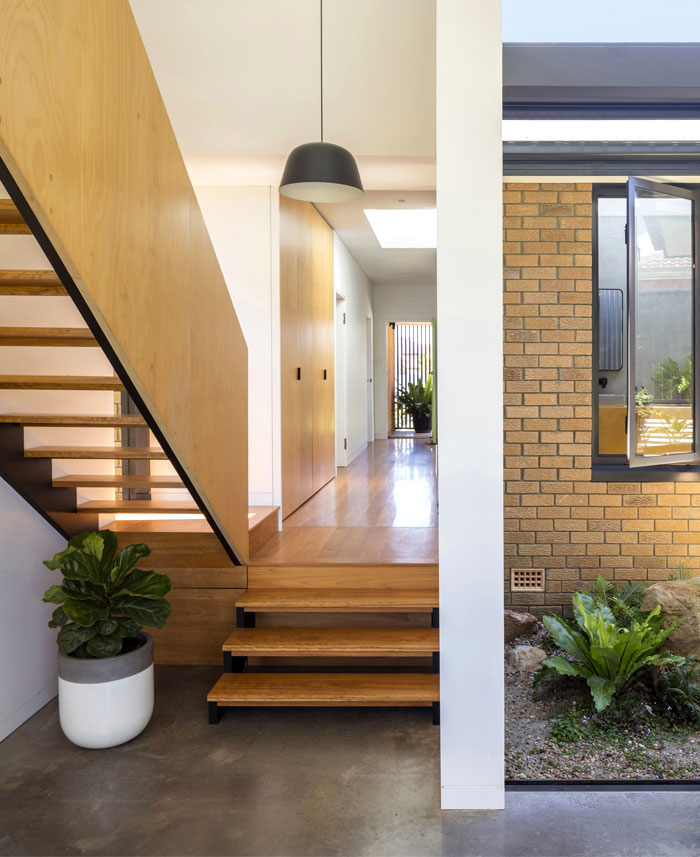 yellow brick house extension christopher polly architect 2