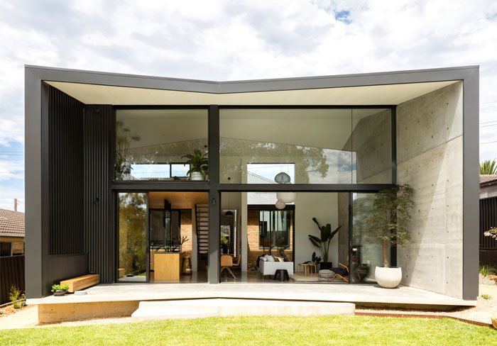 yellow brick house extension christopher polly architect 6
