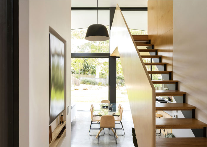 yellow brick house extension christopher polly architect 7