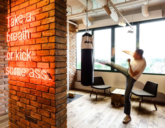 40 Office And Home Gym Ideas Get Back On Track After The Holidays Interiorzine
