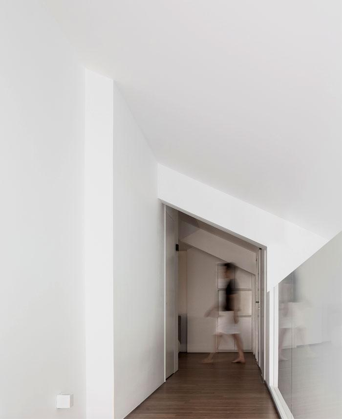 ad architecture minimalist white residence china 11