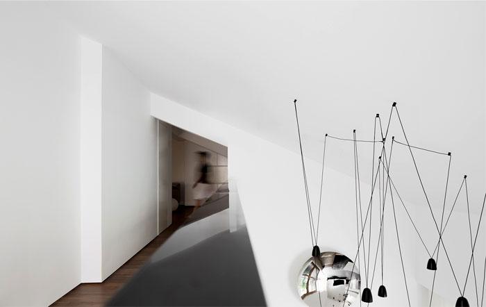 ad architecture minimalist white residence china 12