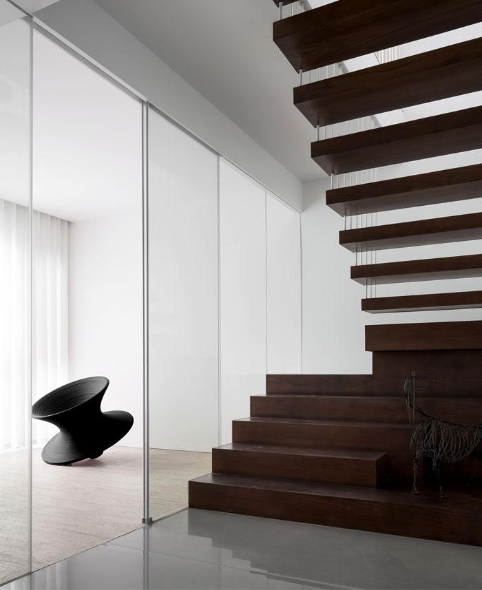 ad architecture minimalist white residence china 16