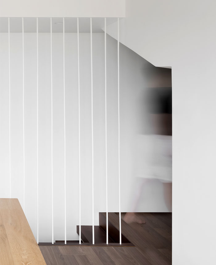 ad architecture minimalist white residence china 3