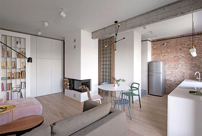 cute urban apartment olha wood 1