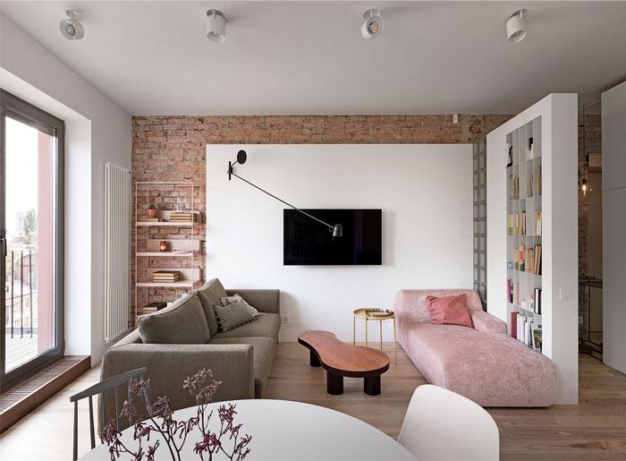 cute urban apartment olha wood 13