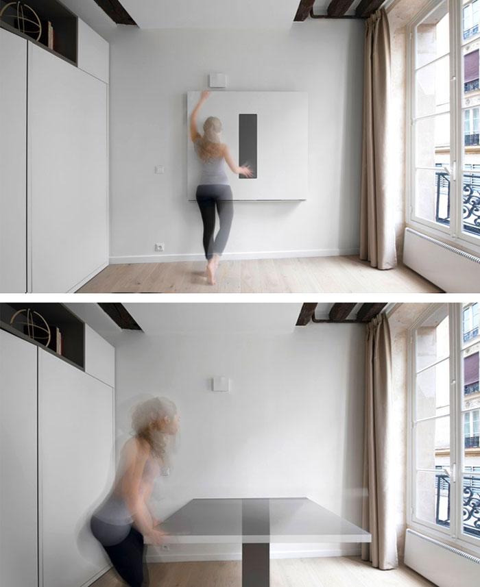 edb studio 16 sqm apartment workplace