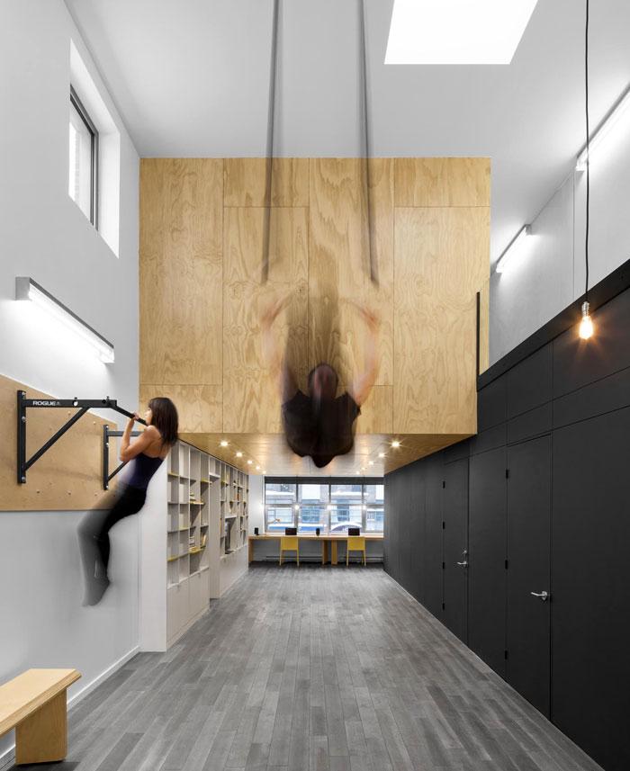 extraordinary home gym design ideas 7