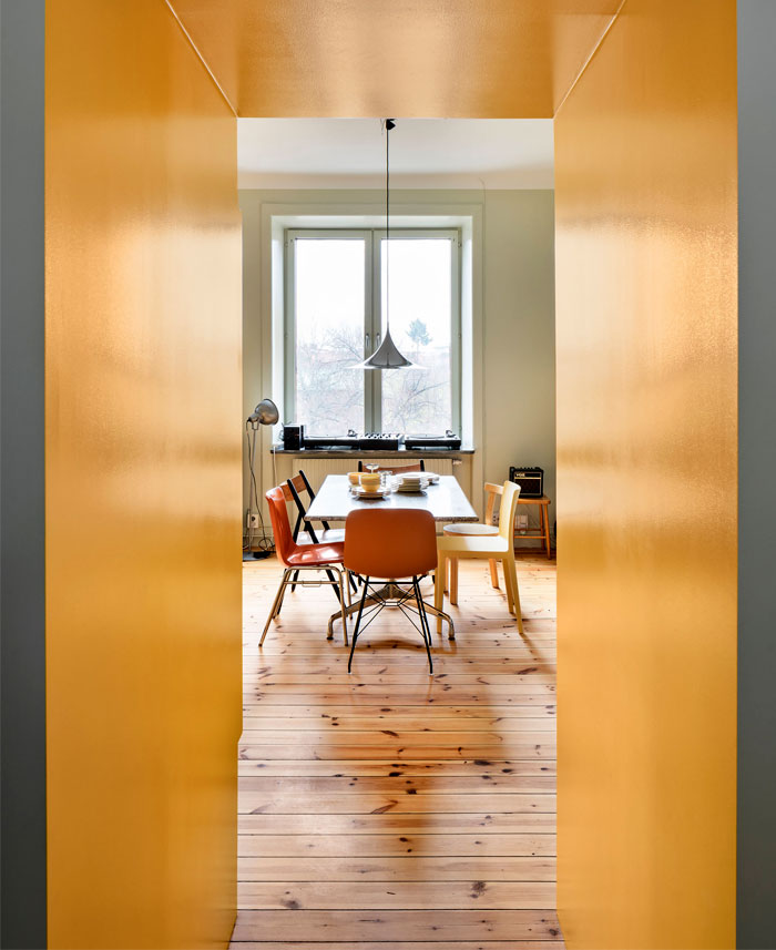 lookofsky architecture stockholm apartment 4