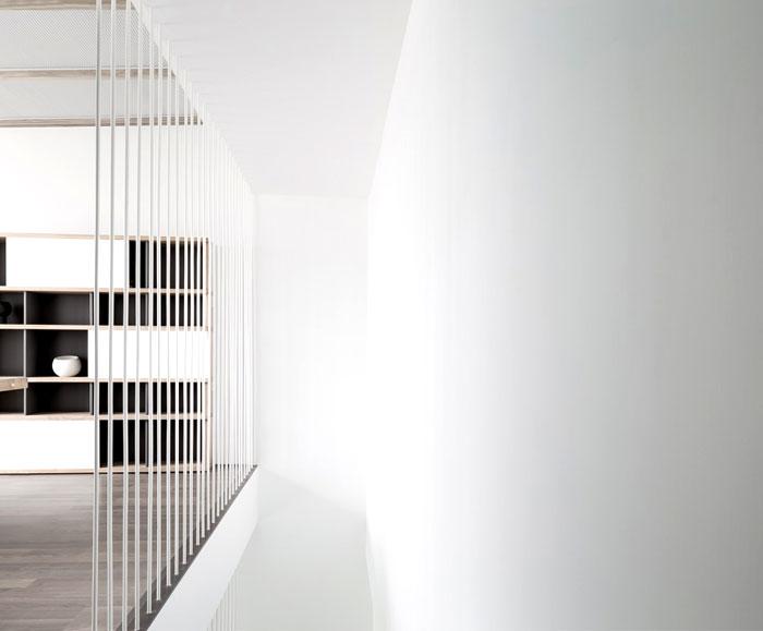 minimalist white residence china ad architecture 12