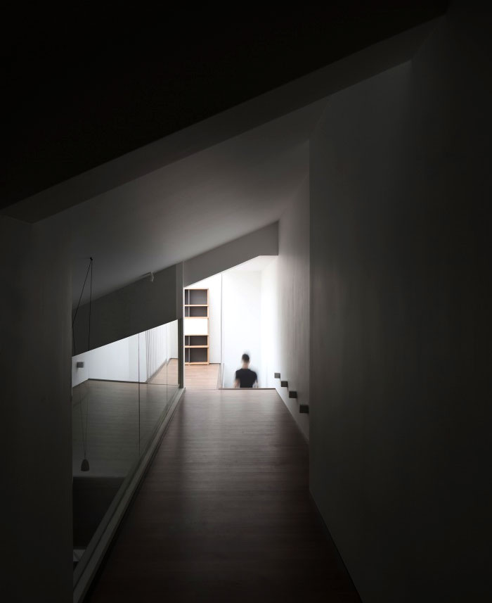 minimalist white residence china ad architecture 18