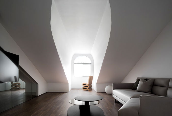 minimalist white residence china ad architecture 24