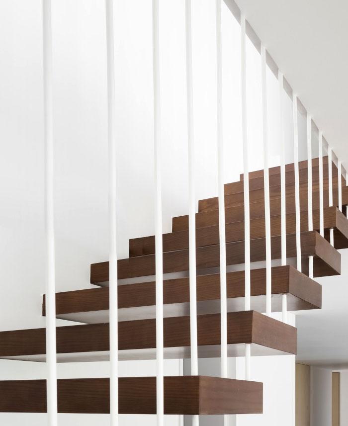 minimalist white residence china ad architecture 8