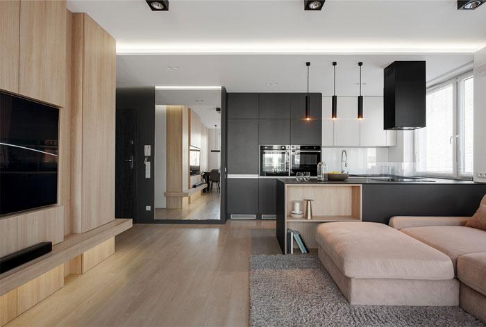 hi light apartment krakow 1