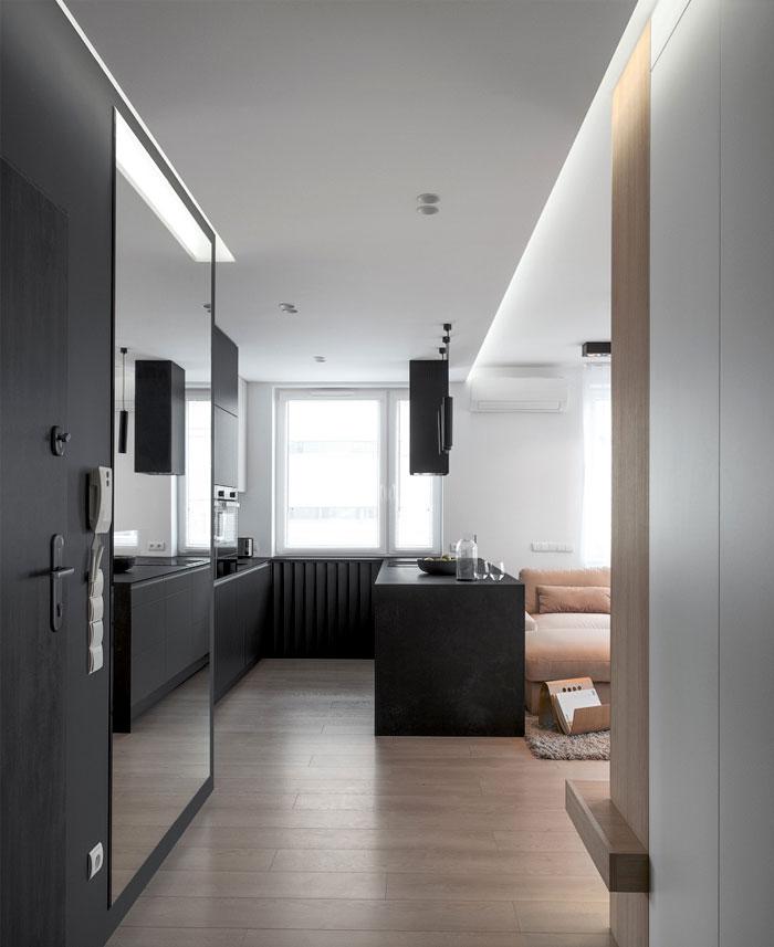 hi light apartment krakow 11