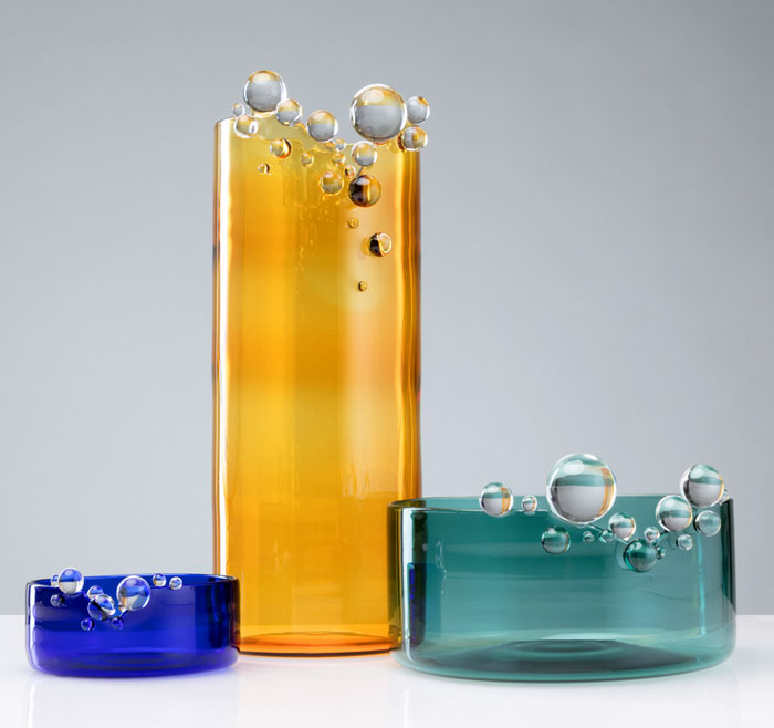 rain collection vases small containers 3