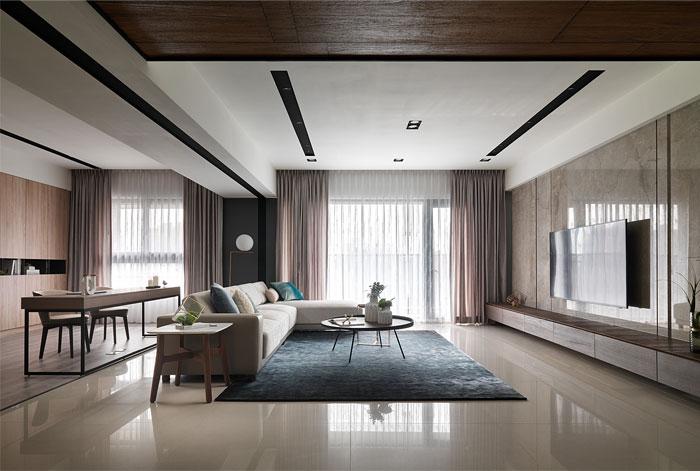 ris interior design apartment taichung city 1