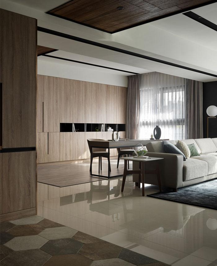 ris interior design apartment taichung city 13