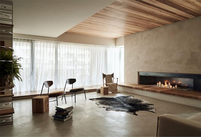 soar design studio apartment 7