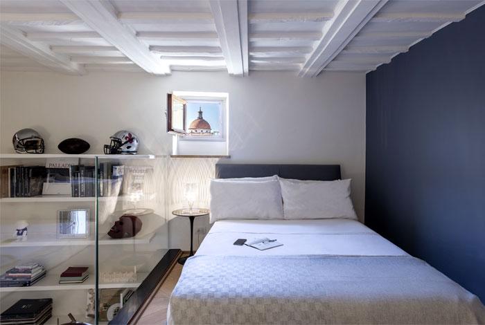 studio pierattelli architetture 50 sq m flat florence 9
