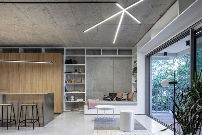 tel aviv loft for a young couple 5