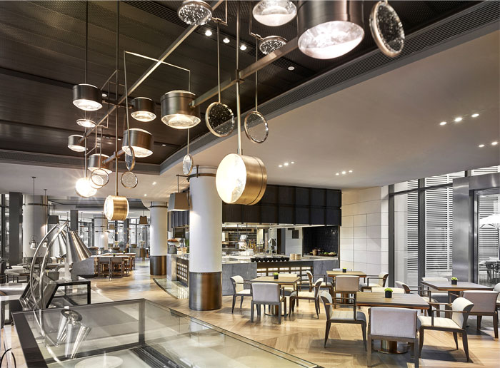 Inter Continental Shanghai Wonderland Hotel 14