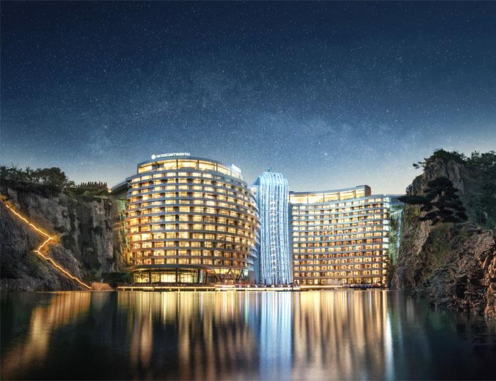 Inter Continental Shanghai Wonderland Hotel 15