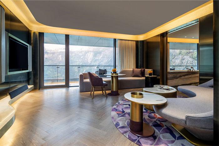 Inter Continental Shanghai Wonderland Hotel 4