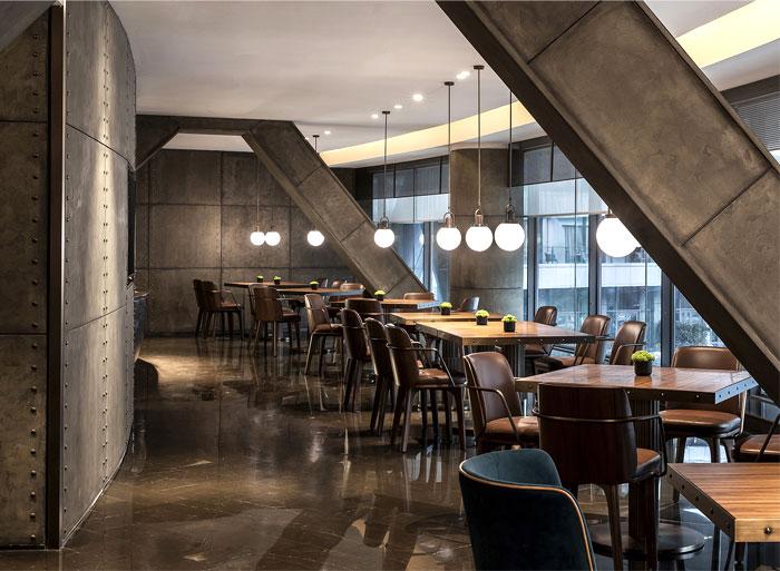 Inter Continental Shanghai Wonderland Hotel 8
