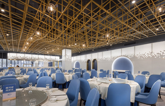 Topos Design Clans seafood restaurant yongqiang 16