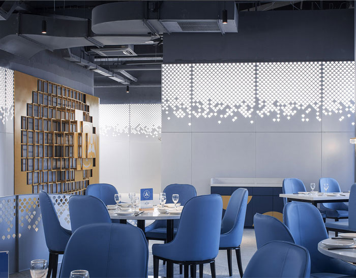 Topos Design Clans seafood restaurant yongqiang 7
