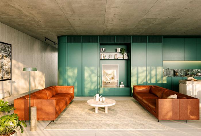 apartments melbourne