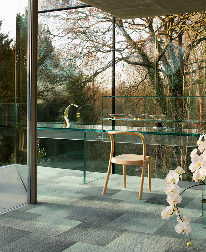 aquafil manufactures econyl flooring interiorzine design trends