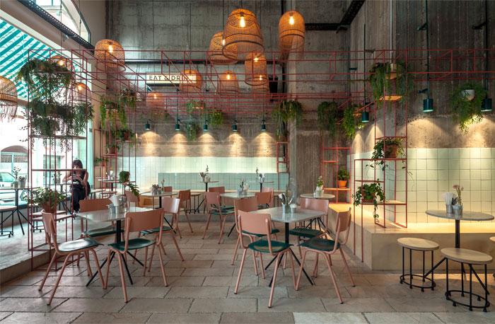 marco restaurant jaffa flee market 7