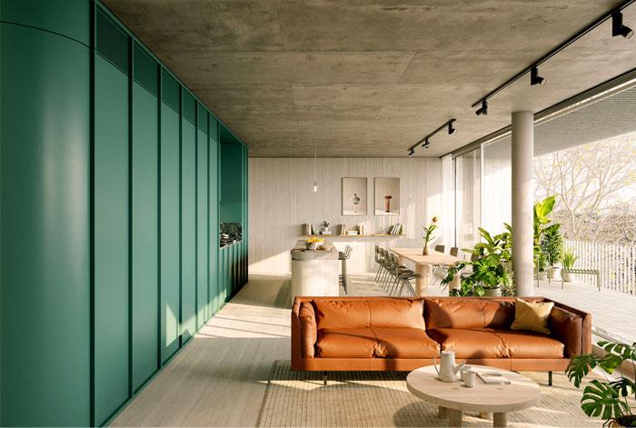 milieu property apartments melbourne edition office